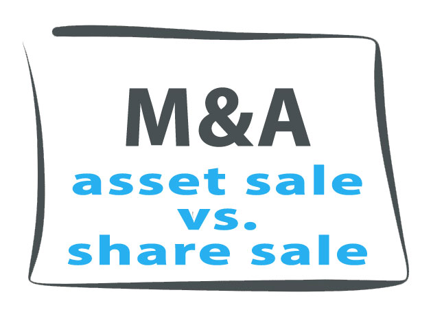 Selling Shares Or Assets It Matters Pete Wild