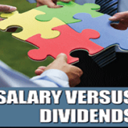 Dividends instead of Salary